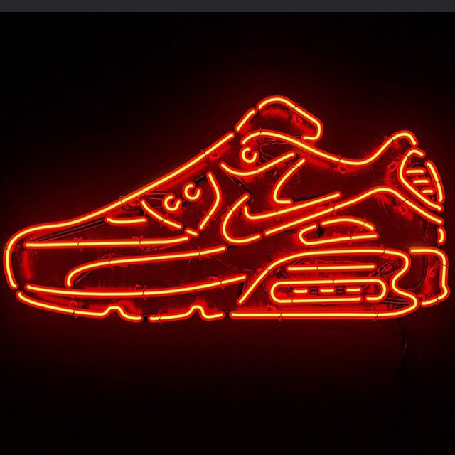 Happy Air Max Day! @rizonparein's neon re-render of #AirMax90 make these classic kicks light up. #AirMaxDay