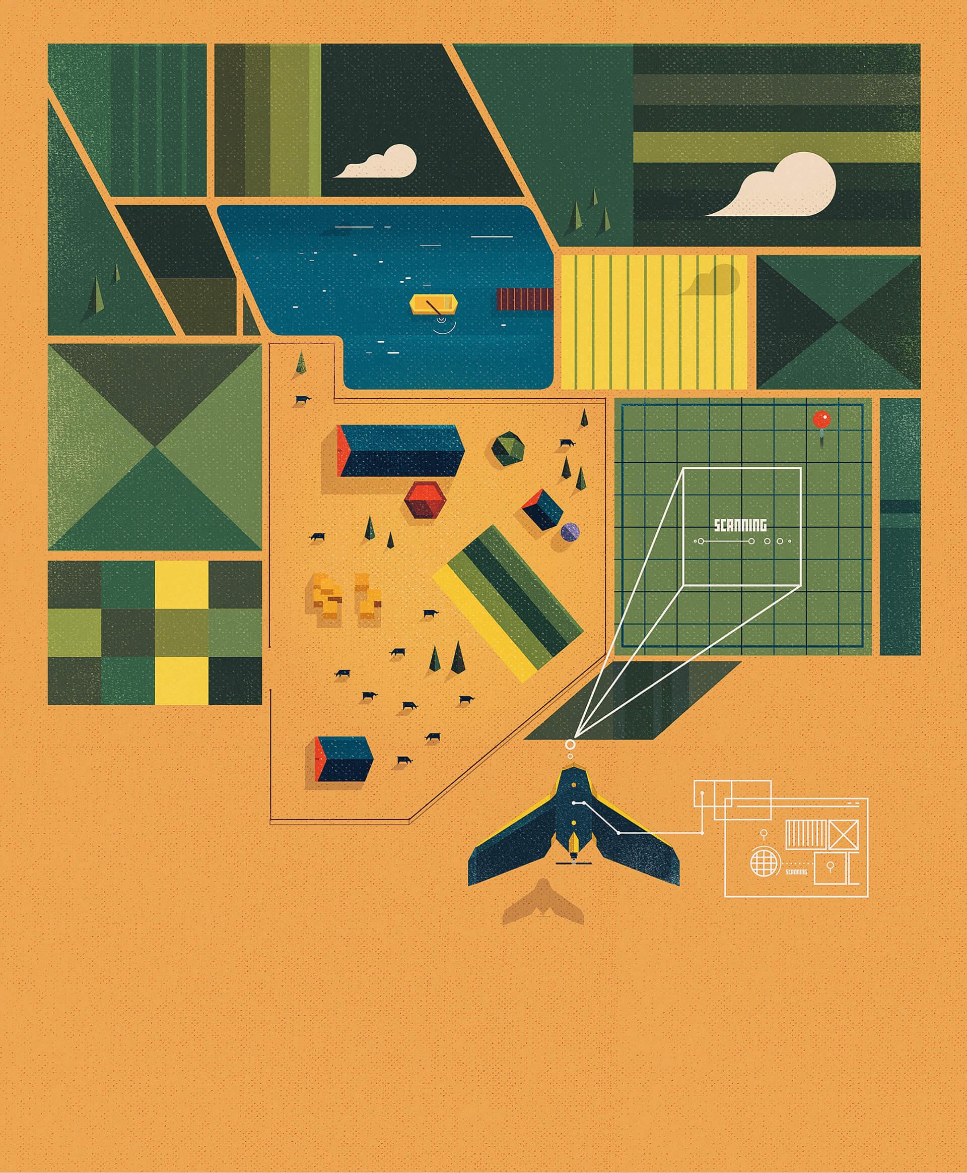 Mapbox by Dan Matutina   Agent Pekka