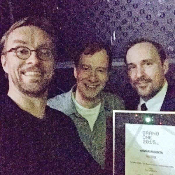 RT @samin: Yay! Honorary #grandone…