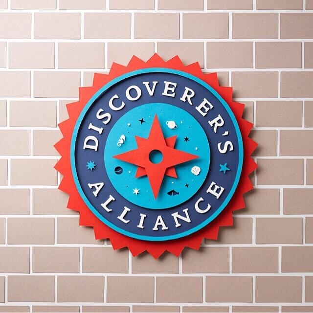 Discover the Discoverer's Alliance in an exhibition by @owengildersleeve. Launching tomorrow at @motherlondon!