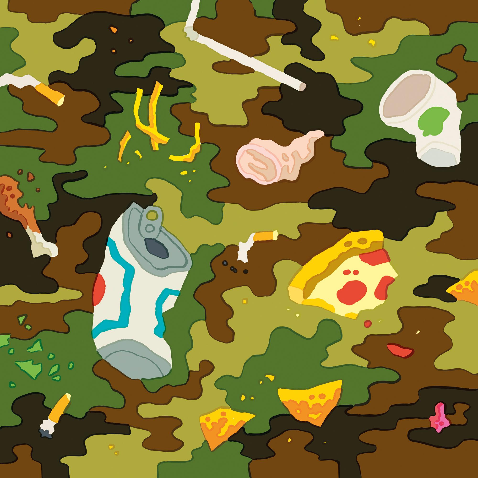 Urban Camouflage by Tim Lahan | Agent Pekka