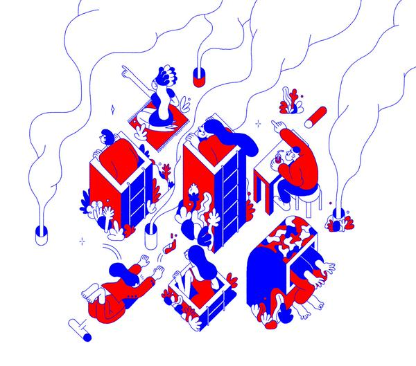 Hurrah! Illustrator-animator @NicolasMenard joins our…