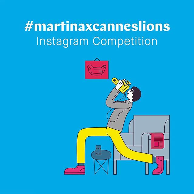 COMPETITION TIME! Are you at Cannes Lions 2016? You are?! Fantastic! Then here's a little competition for you.@cannes_lions commissioned @martinapaukova to create 40 illustrations (like the one depicted here) for #CannesLions 2016. You'll be able to see her work all around the Palais des Festivals.RULES: Snap a photo of Martina's work at the festival, share it on Instagram and tag it #martinaxcanneslions. The three photos with the most likes will receive a beautiful, numbered print from the artist.The competition starts now and ends on Sunday, June 26. We'll notify the winners via Instagram by July 1. Good luck everyone! XOXO