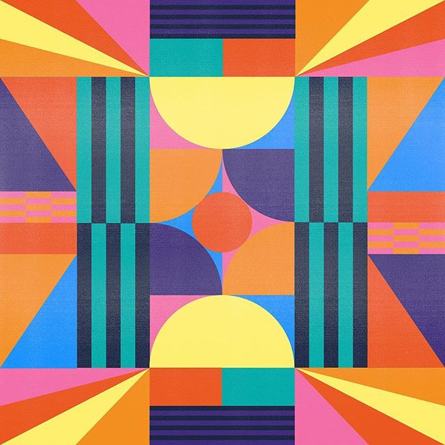 SUN SUN SUN– A W+K Exhibition By Merijn and Jurriaan Hos⠀⠀Join us on Thursday, Jan 26 at Wieden+Kennedy Amsterdam for the launch of 'SUN SUN SUN', a collaborative exhibition by Dutch artists Merijn & Jurriaan Hos.⠀⠀Reflective of Merijn's signature graphic style, the exhibition is a collection of bright, psychedelic floating fabric panels that aim to bring some optimism to the new year and help brighten up these dark winter days. Inspired by The Beatles' optimistic track, Here Comes The Sun, each piece incorporates an orange orb to reflect the sun itself. ⠀⠀Motion graphic artist and Merijn's brother, Jurriaan Hos, also brings each piece to life in animations that further immerse the viewer in the movement and joyfulness of the work, and which will play throughout the exhibition. ⠀Join us on the bright side!⠀⠀@wkamsterdam @merijnhos @jurriaanhos #agentpekka #wkams