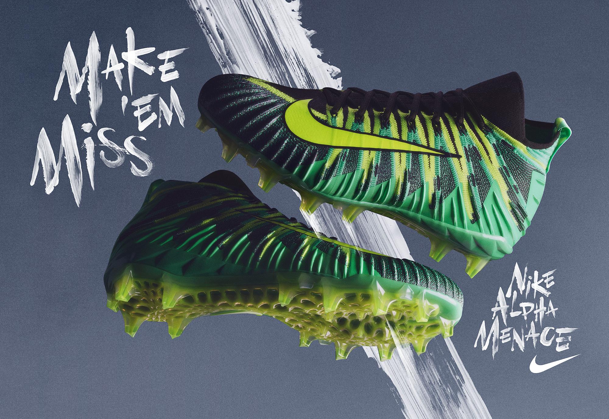 Nike Alpha Menace by Alexis Tyrsa | Agent Pekka