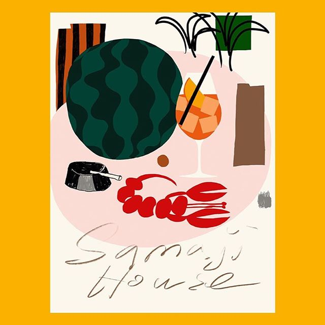 @anttikalevi talks about his works and travels on @itsnicethat . Link on bio! #anttikalevi #itsnicethat #agentpekka